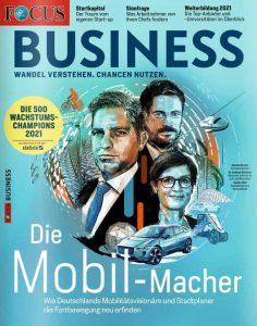 Focus Business: Die Mobil-Macher