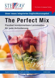 Broschüre The Perfect Mix