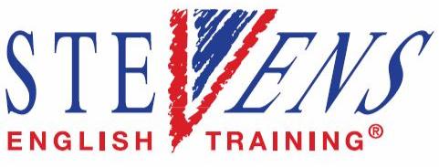 Stevens English Training Logo