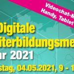 Digitale Weiterbildungsmesse am 4.5.2021